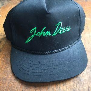 Vintage John Deere Flat Bill Snapback